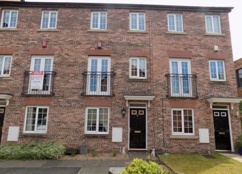 Thumbnail 3 bed town house for sale in Pennymoor Drive, Middlewich, Cheshire