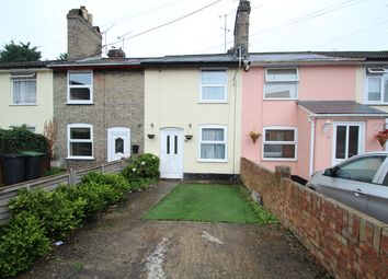 Thumbnail 2 bedroom terraced house for sale in Regent Street, Stowmarket