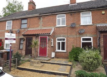 Thumbnail 3 bed terraced house to rent in Urban Road, Leiston