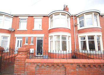 Thumbnail 3 bedroom terraced house for sale in Orkney Road, Blackpool