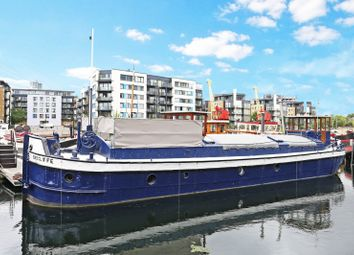 Thumbnail 2 bedroom houseboat for sale in Poplar Dock Marina, Boardwalk Place