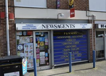 Thumbnail Retail premises for sale in Well Established Newsagents ST6, Bradeley, Staffordshire