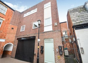 Thumbnail 1 bed flat for sale in Windsor Court, Little Church Street, Rugby