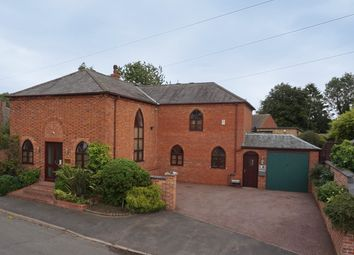Thumbnail 4 bedroom detached house for sale in Chapel Street, Lutterworth