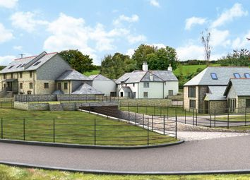 Thumbnail 5 bed detached house for sale in St. Mellion, Saltash