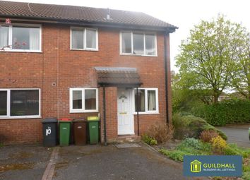 Thumbnail 1 bed semi-detached house to rent in Haighton Court, Fulwood, Preston