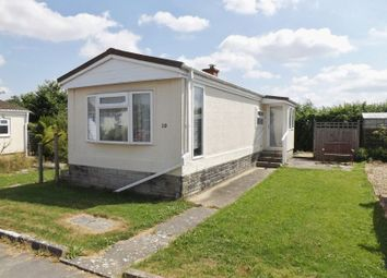 Thumbnail 1 bed mobile/park home for sale in Yeovil Marsh Park, Yeovil Marsh, Yeovil