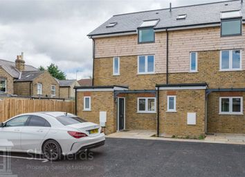 Thumbnail 4 bed end terrace house to rent in Nursery Road, Broxbourne, Hertfordshire