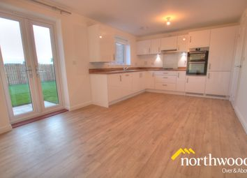 Thumbnail 4 bed detached house to rent in Roseden Way, Great Park, Newcastle Upon Tyne