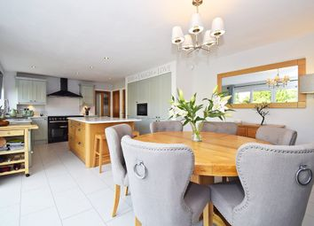 Thumbnail 4 bed detached house for sale in Woodthorpe Park Drive, Sandal, Wakefield