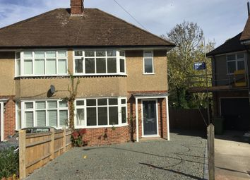 Thumbnail 3 bed semi-detached house to rent in Lipscombe Road, Tunbridge Wells