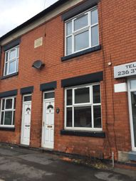 Thumbnail 2 bed terraced house to rent in Cropston Road, Anstey