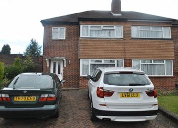 Thumbnail 3 bed semi-detached house to rent in Daleside Close, Chelsfield, Orpington