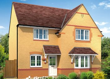 """Thumbnail 4 bed detached house for sale in """"Cambridge"""" at Birmingham Road, Bromsgrove"""