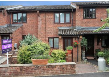 Thumbnail 2 bed terraced house for sale in Ross Gardens, Bournemouth
