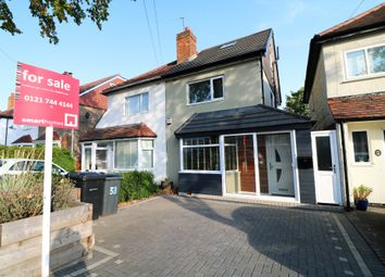 Blythsford Road, Birmingham B28. 4 bed semi-detached house