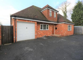 Thumbnail 4 bed detached house for sale in Mytchett, Camberley