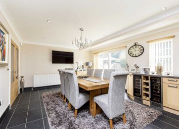 Thumbnail 4 bed detached house for sale in Castle Avenue, Warblington, Havant