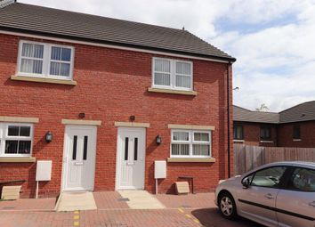 2 bed terraced house to rent in Newlaithes Avenue, Carlisle CA2