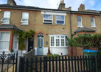 Thumbnail 2 bed terraced house to rent in Plevna Road, Hampton