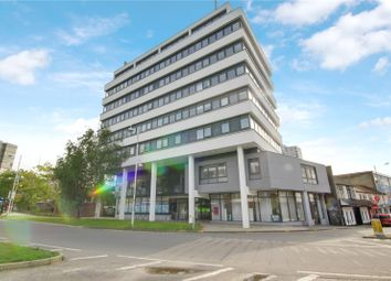 Thumbnail 2 bed flat for sale in The Lock, Fleming Way, Swindon, Wiltshire