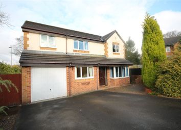 Thumbnail 4 bed detached house to rent in Westbrook Close, Rochdale, Greater Manchester