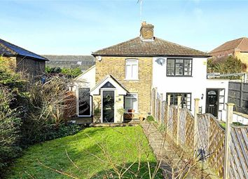 Thumbnail 2 Bed Semi Detached House For Sale In Shaftesbury Road Epping