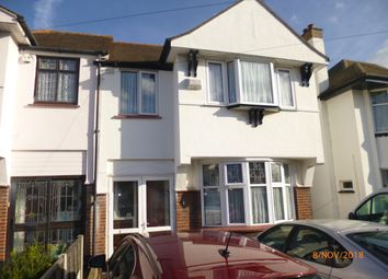 Thumbnail 3 bedroom semi-detached house to rent in Rutland Avenue, Southend-On-Sea