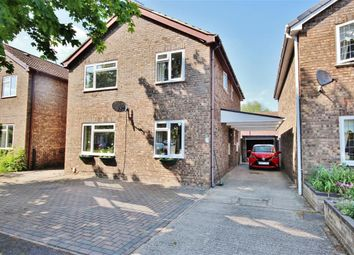 Thumbnail 4 bed detached house for sale in Collett Way, Grove, Wantage