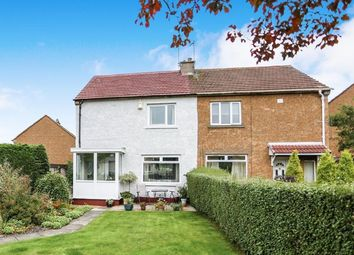Thumbnail 2 bed semi-detached house for sale in Redhall Grove, Edinburgh