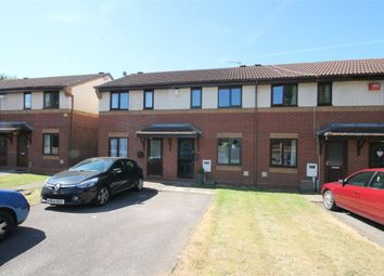 Thumbnail 2 bedroom terraced house to rent in Muncaster Gardens, East Hunsbury, Northampton