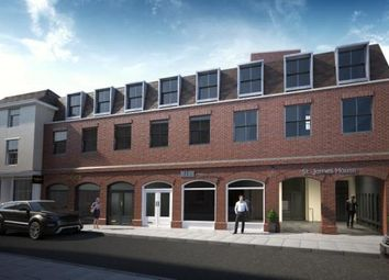 Thumbnail 2 bed flat for sale in St James House, Castle Street, Canterbury