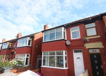 Thumbnail 2 bed end terrace house for sale in Fredora Avenue, Marton, Blackpool, Lancashire