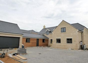 Thumbnail 5 bed detached house for sale in Cold Overton Road, Langham, Oakham