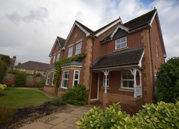 Thumbnail 4 bed detached house for sale in Mitchell Road, Kings Hill, West Malling