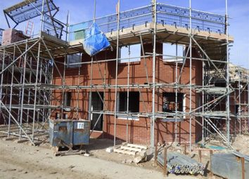 Thumbnail 3 bed detached house for sale in Curtis Way, Weymouth