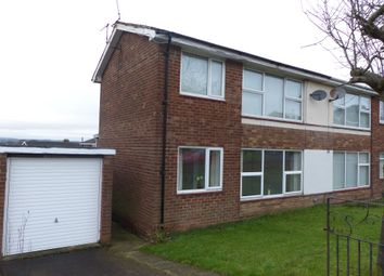 Thumbnail 1 bedroom flat to rent in Thirlmere, Birtley, Chester Le Street