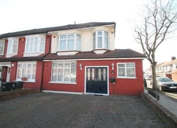 Thumbnail 3 bed end terrace house to rent in Hazelwood Lane, London