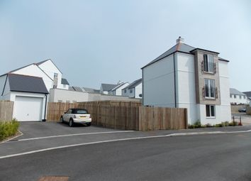 Thumbnail 4 bed detached house for sale in Pellymounter Road, St. Austell