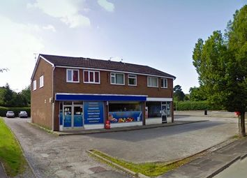 Thumbnail Commercial property for sale in Macclesfield SK10, UK