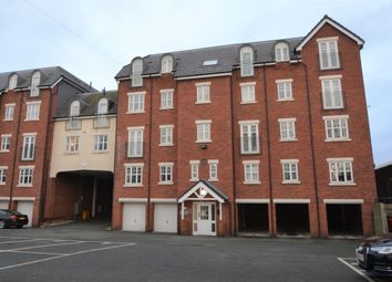 Thumbnail 1 bed flat to rent in Parkgate Court, Wilderspool Causeway, Warrington