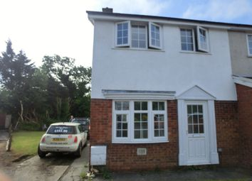 Thumbnail 2 bed semi-detached house to rent in Sunningdale Drive, Penyrheol, Gorseinon, Swansea. SA44Lz