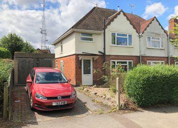 3 bed semi-detached house for sale in Fletcher Street, Butterley, Ripley DE5