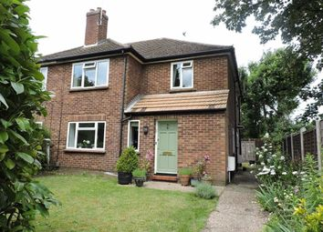 Thumbnail 2 bed maisonette to rent in High Road, Byfleet, Surrey