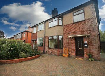 Thumbnail 3 bed semi-detached house for sale in Moss Bank Way, Astley Bridge, Bolton, Lancashire