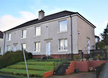 Thumbnail 2 bed flat for sale in Rotherwood Avenue, Upper Cottage, Knightswood, Glasgow