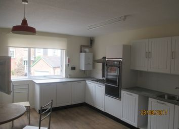 Thumbnail 4 bed town house to rent in Castle Road, Southsea