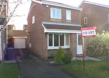 Thumbnail 3 bed detached house to rent in Wheatfield Drive, Tickhill, Doncaster, South Yorkshire