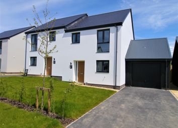 Thumbnail 3 bedroom semi-detached house for sale in Harford Way, Landkey, Barnstaple