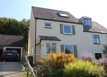 Thumbnail 4 bed semi-detached house for sale in Highacres, Loders, Bridport, Dorset